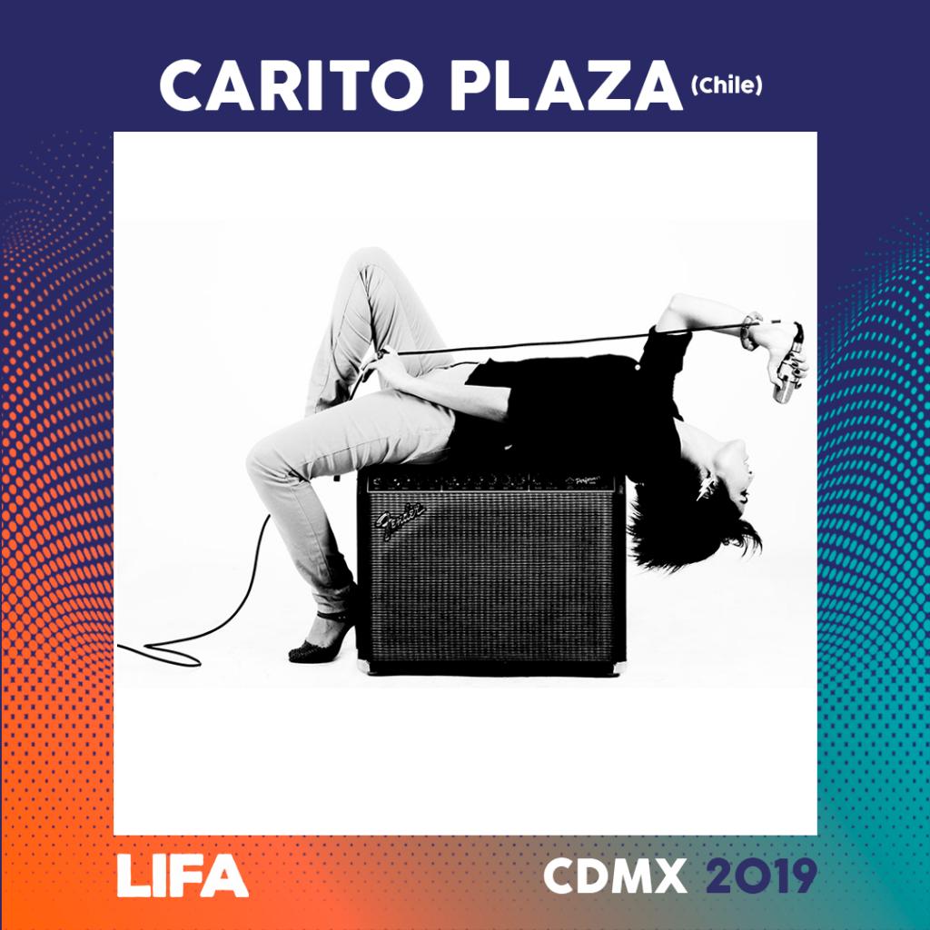 ARTISTAS LIFA CDMX 2019