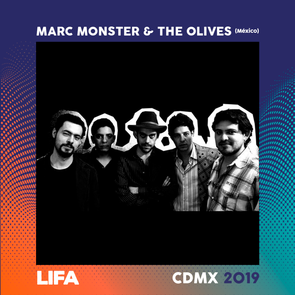 MARC MONSTER & THE OLIVES